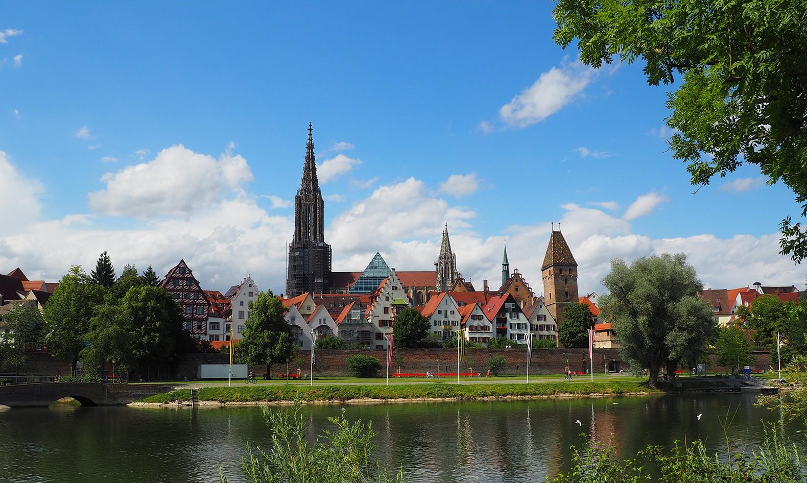 Ulm – aus Sehnsucht wird Weitblick