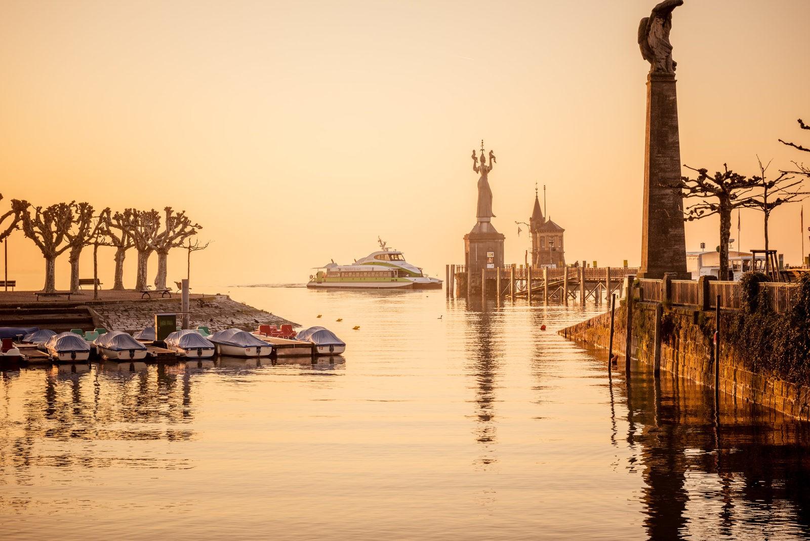Konstanz – die Stadt zum See