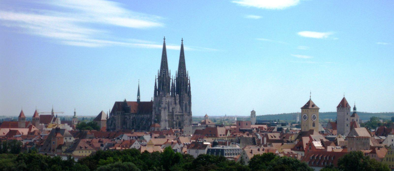 Regensburg ist alt und neu zugleich