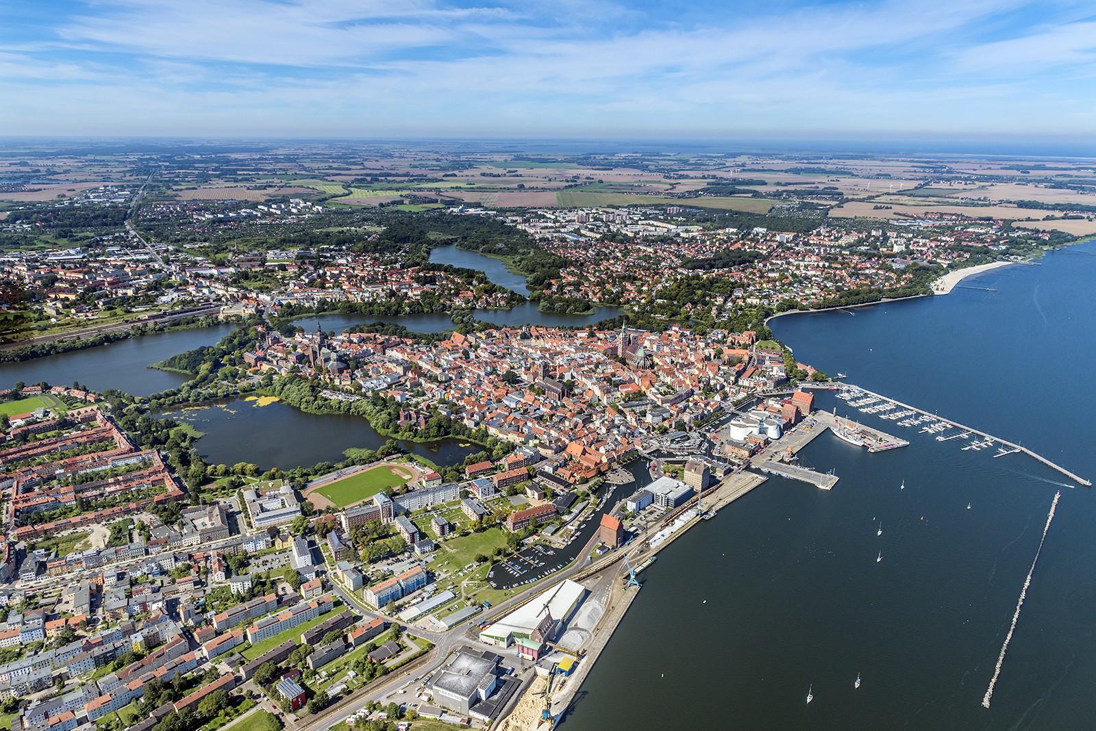 Herzlich Willkommen in Stralsund