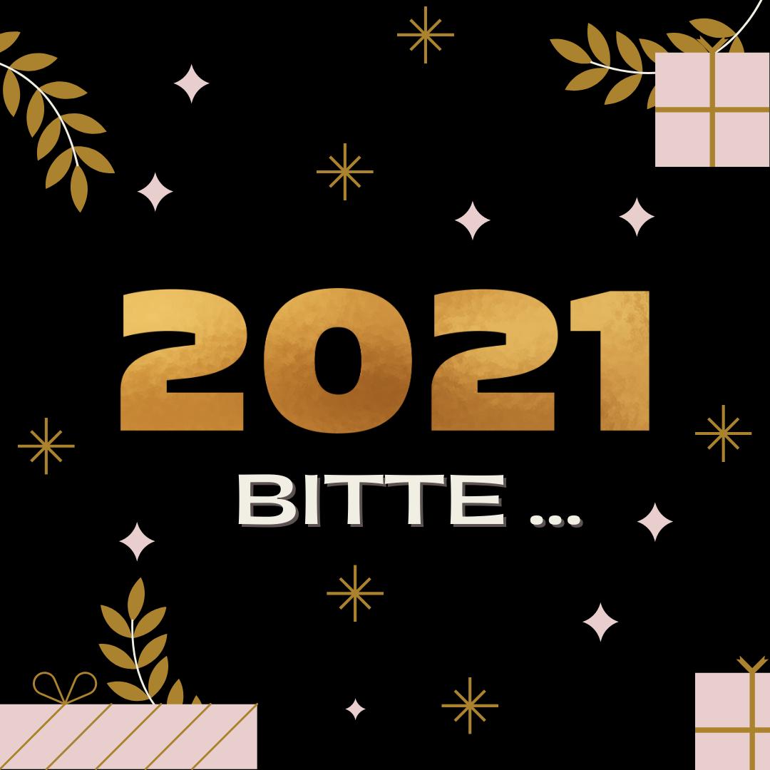 2021 bitte: