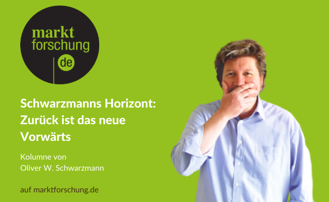 Schwarzmanns Horizont – Kolumne auf marktforschung.de