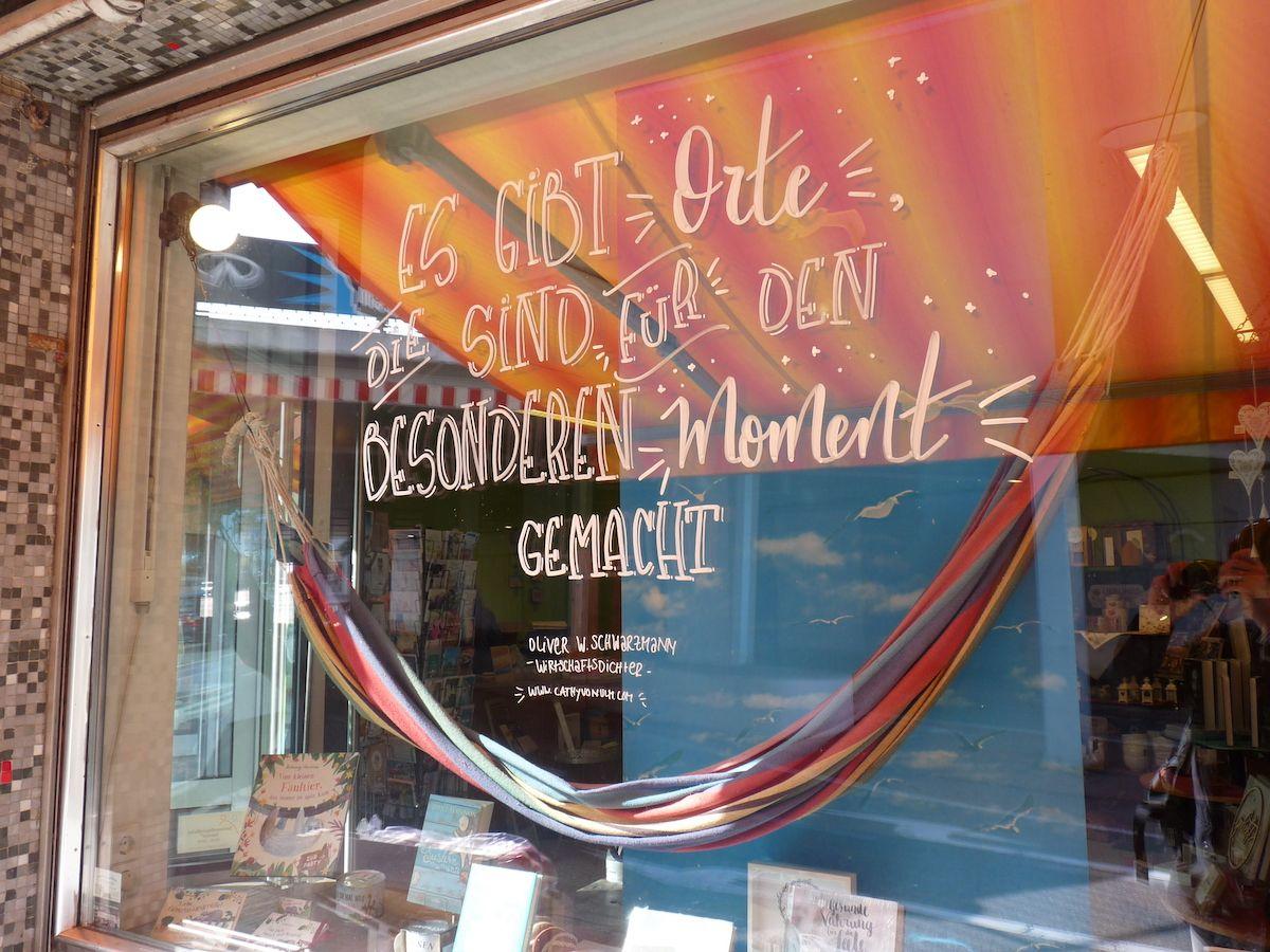 Friedrichshafen: Erneute Aktion mit Gedankensprüchen